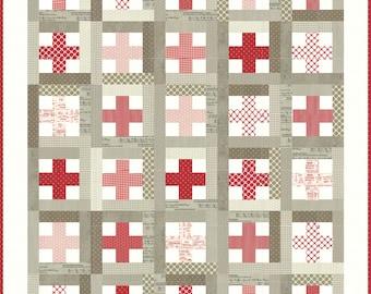 Crossroads Quilt Pattern- Download