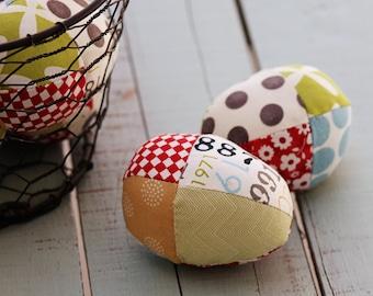 Patchwork Egg  - Download Pattern