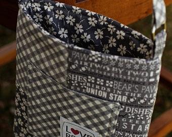 Four Square Bag- Download Pattern