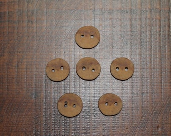 Tree Branch Buttons
