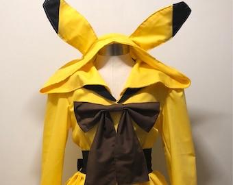 Pikachu X Sailor Fuku