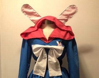 D.Va x Sailor Fuku