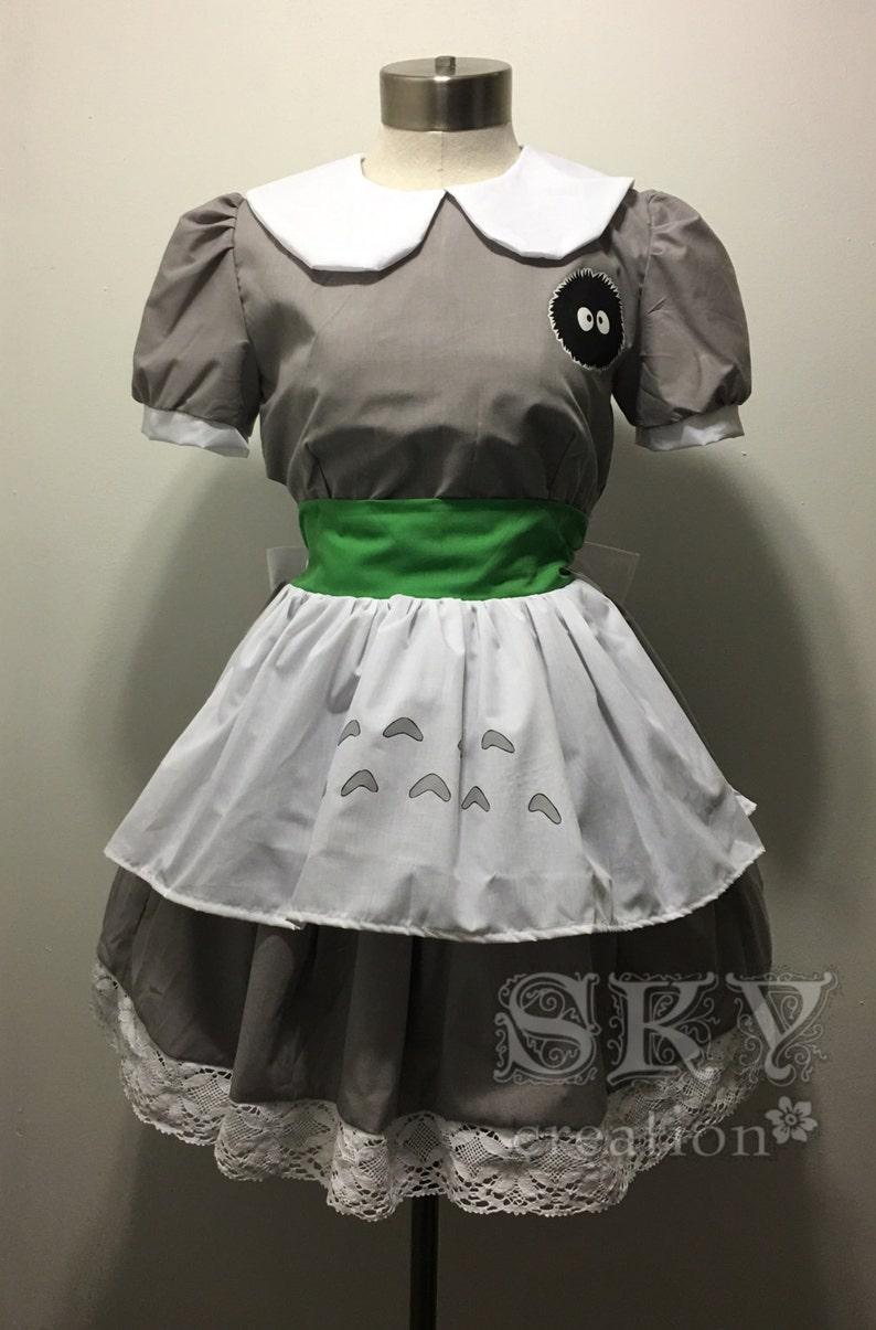 96a986b850f Totoro Dress