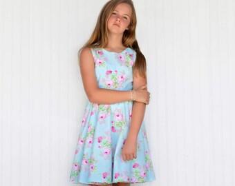 Tween/Teen Wild Bouquet Dress