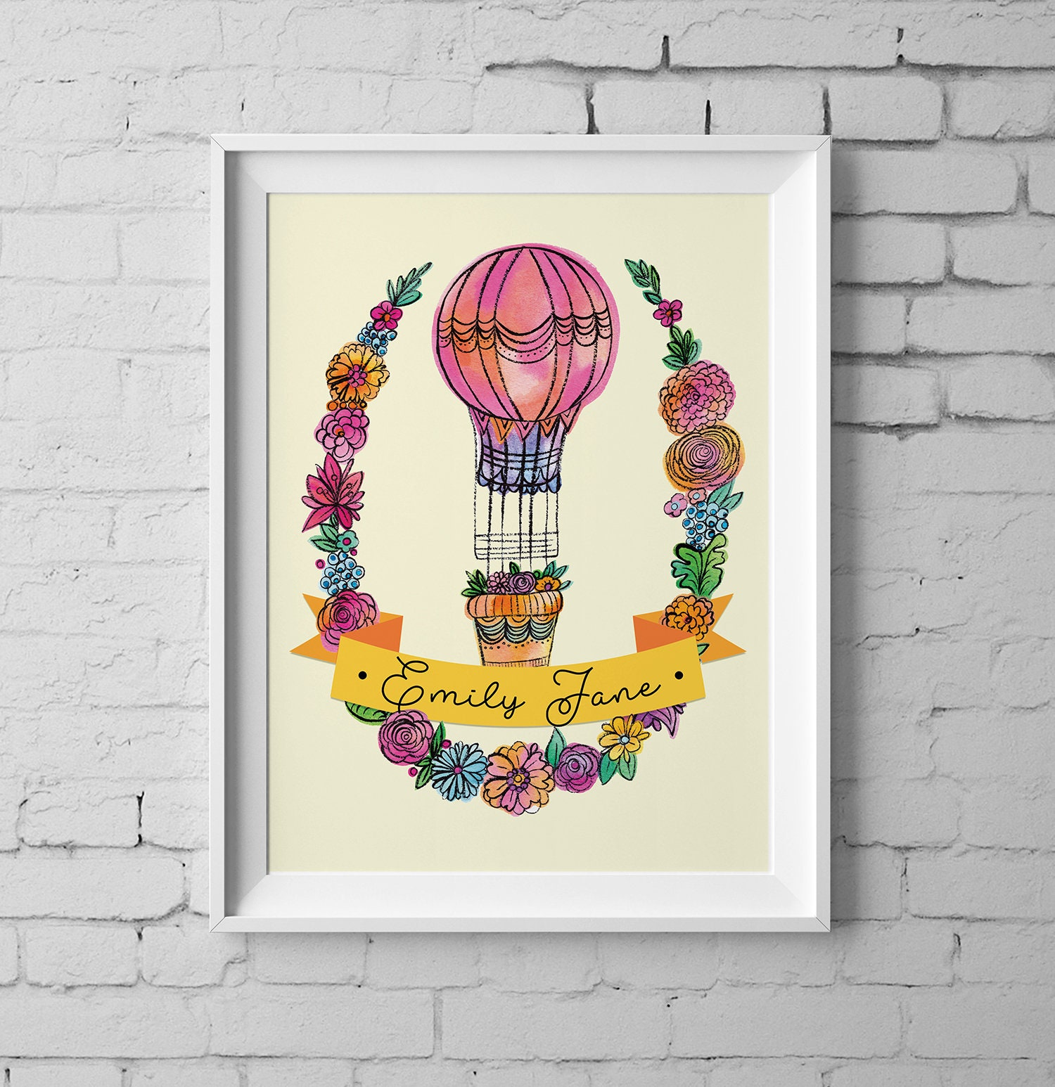 graphic relating to Printable Hot Air Balloon called Very hot Air Balloon Nursery Wall Artwork, Electronic Nursery Printable, Warm Air Balloon Personalized wall artwork decor present for kid, Electronic Product or service 199