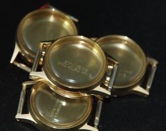 Steampunk Matching Watch Cases NOS Vintage Antique Altered Art Industrial YZ 49