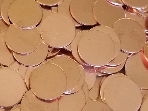 Metal Blanks Brass Squares 14 Gauge# Sheet Metal Jewelry Supply Tags Stamping Blanks