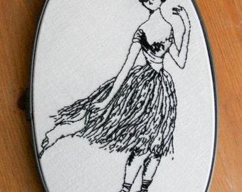 Edward Gorey ballerina