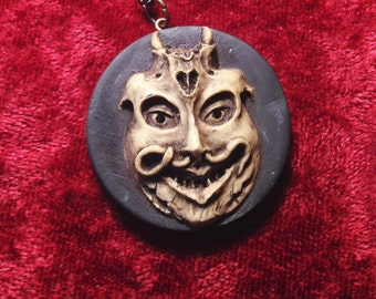 Topsy's Terror pendant
