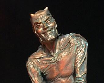 The Deed  Mephistopheles sculpture by Thomas Kuntz ( Haxanthrobo)