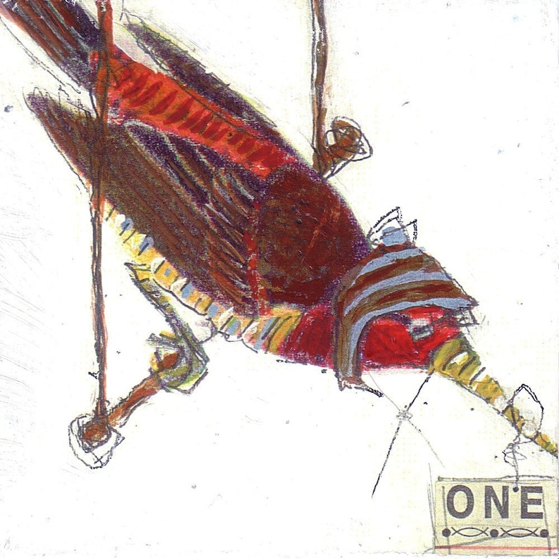 Bird Painting Collage  1 image 0