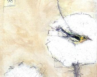Bird Painting Collage - 98