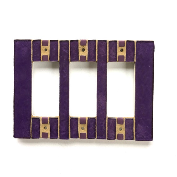 Switch Plate Stained Glass Light Switch Cover Light Switch Etsy