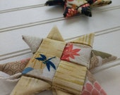Set of 2 Folded Fabric Or...
