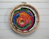 Fish Eye - Round Woven Ba...