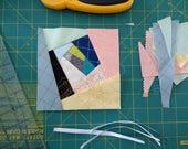 Paper Piecing Pattern - W...
