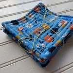 Farm Fresh - Quilted Coasters