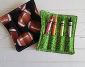 Football - Mini Crayon Ro...