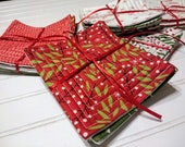 Merriment Quilted Coasters