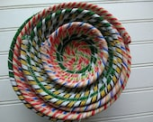 Coiled Fabric Bowls - All...