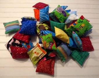 Bundle of 5 Catnip Pillows