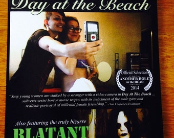 Day At The Beach / Blatant Rip Off (the Movie) DVD *Limited Edition Digipak