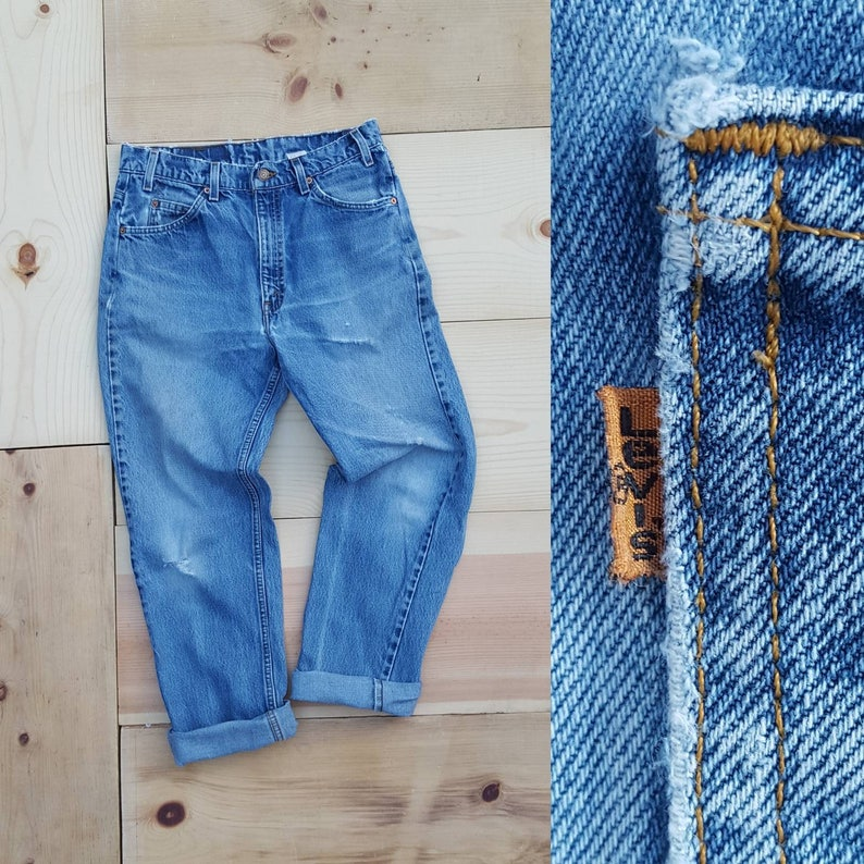 0495fe8123 Vintage Levi s 505 Jeans    Vtg 90s Levis Made in the