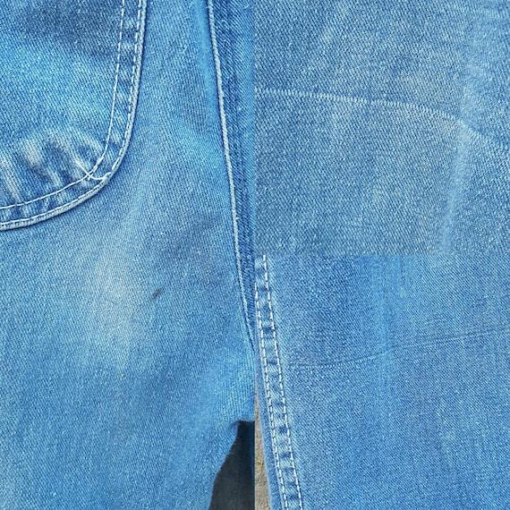 Vintage Jeans  //  Vtg 70s 80s N'EST CE PAS? Mid … - image 7