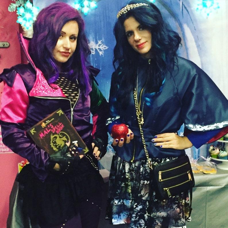 Diy Disney Descendants Evie Costume ✓ All About Costumes