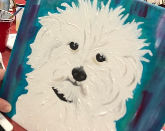 Paint your pet party - saturday sept 29