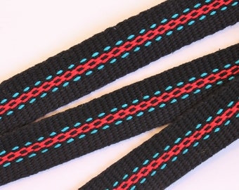 Cross Body Strap Made from Comfortable Cotton, Purse Strap, Handwoven Shoulder Strap, Carrying Strap