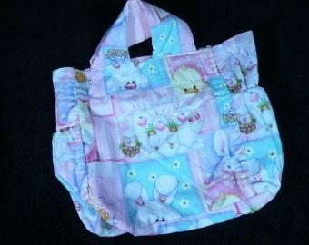 Market Bag - Bunny