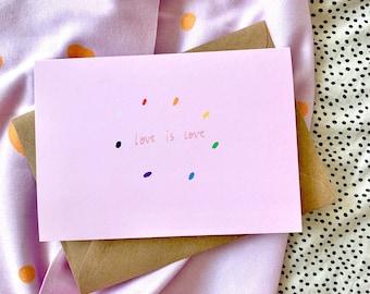 Love is love cc402