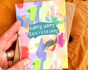 Happy Happy Anniversary cc443