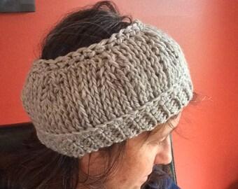 Mix-It-Up Head Wrap PDF Download Crochet Pattern