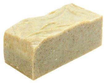 Goat Milk Soap Shampoo Bar- Unscented