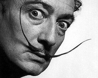 Salvador Dali Photo