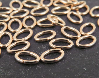 5mm Gold Filled Soldered Jump Ring #BGF015
