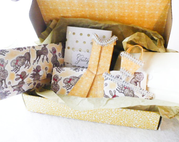 Featured listing image: Sunshine In A Box, Care Package, Gift for Friend, Quaratine Gift for Her, Box of Sunshine, Self Care Box