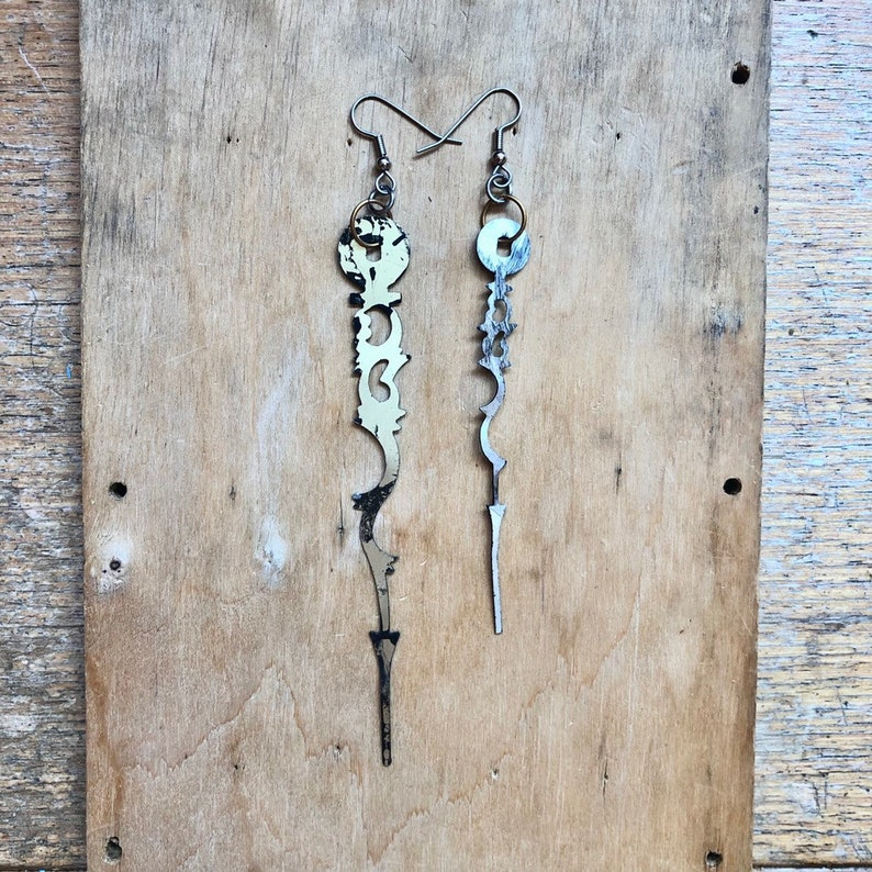 Lightweight Earrings Artistic Jewelry One-of-a-Kind Gifts image 0