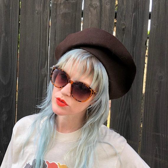1940s Milgrim Hat 30s 40s Accessories Fur Felt Hat Vintage  f10b57dfd28