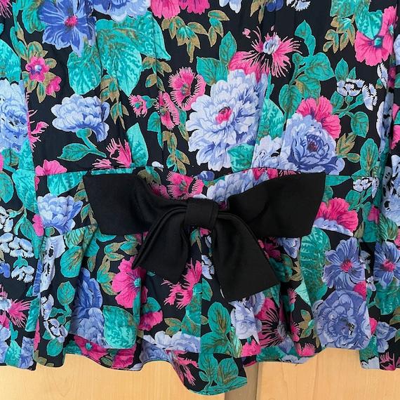 Cottagecore Vintage Floral Jacket Fairycore Cloth… - image 9