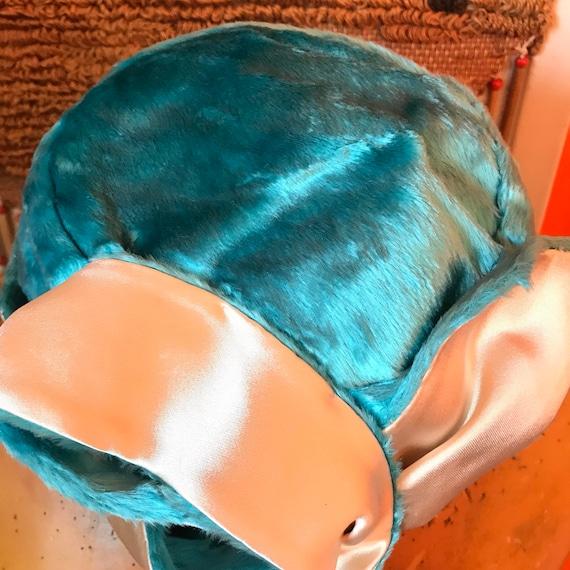 Vintage Fairycore Hat Whimsical 1960s Hats Festiv… - image 6