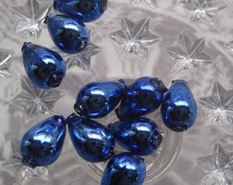 10 Glass Garland Beads Czech Republic Christmas Garland Beads  GB000RB