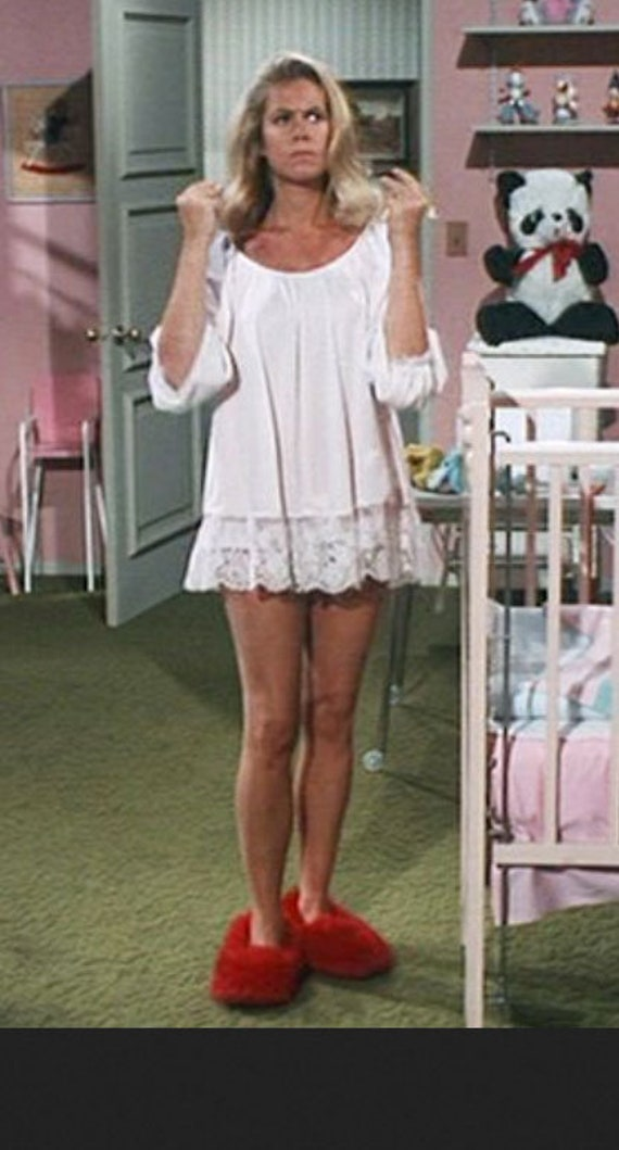 Lucie Ann Nightgown, Vintage Nighty Night Gown Pa… - image 5