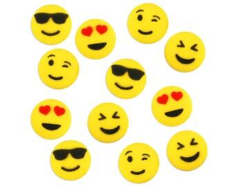 Emoji Cake Topper