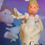 36) Little Bride (Crochet Pattern)