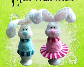 31 - Bunny Egg Warmer (Crochet Pattern)