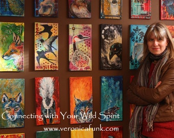 Painting Animals with Veronica Funk