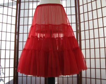 Made to Measure and Colors Petticoat Gray Tulle 1 Layer Length Custom Size Adults /& Children